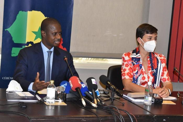 Sensec-UE : La construction du nouveau Commissariat urbain de Mbao a coûté 287.879.858 de francs CFA.