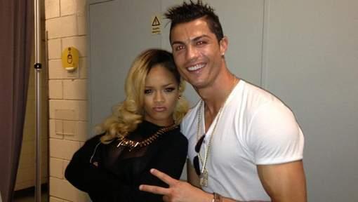 Rihanna doute de la sexualité de Cristiano Ronaldo