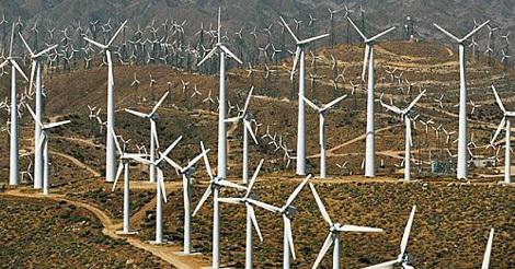 La mafia investit dans les parcs éoliens pour