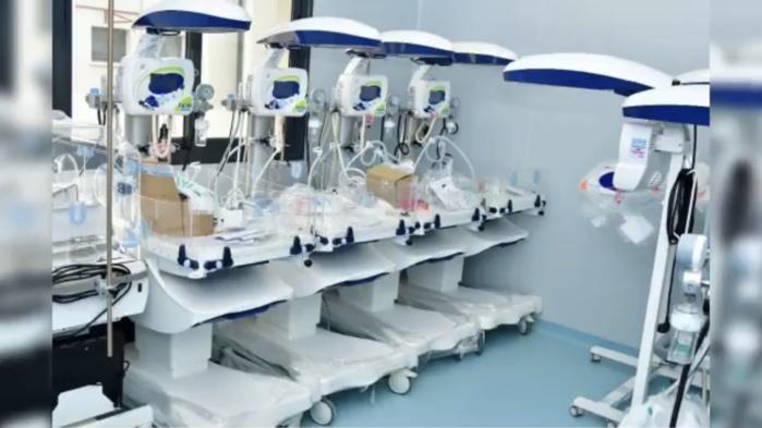 Visite guidée : Immersion dans le nouvel hôpital de Kaffrine, une réalisation fortement attendue par les populations du Ndoucoumane.