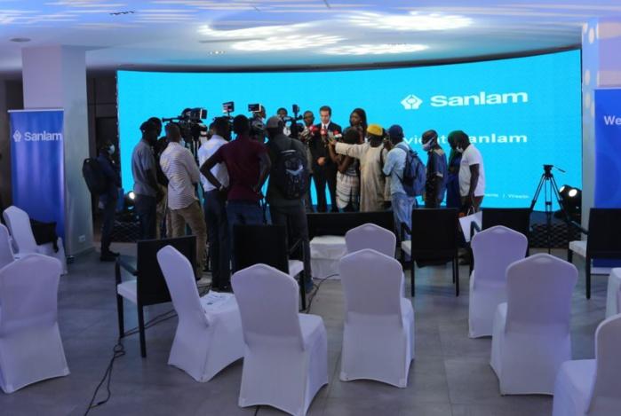 Saham Assurances prend une nouvelle dimension et devient Sanlam Sénégal.