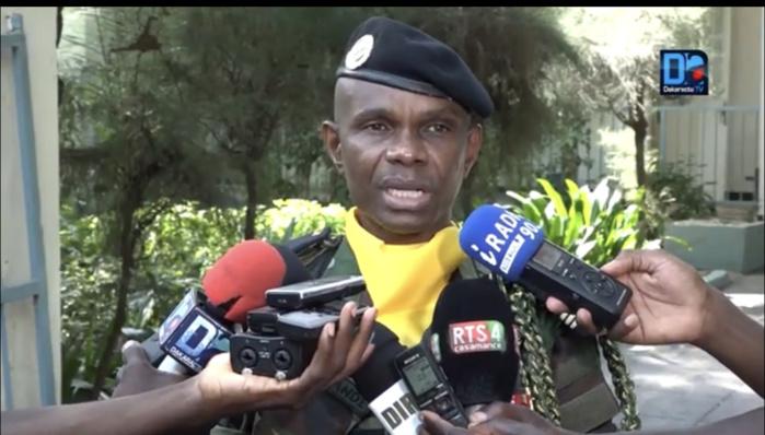 Ratissage en Casamance : Après le balantacounda, le Colonel Souleymane Kandé attaque les positions de César Atoute Badiate.