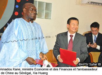 Pékin accorde à Dakar une subvention de 4 milliards pour des projets à déterminer