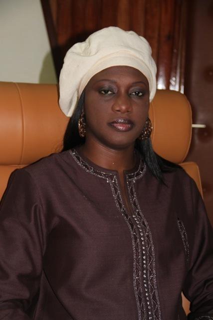 Arame Ndoye déterminée à soutenir les services régionaux d'appui au développement