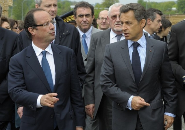 France : Hollande appelle Sarkozy au respect du Conseil constitutionnel