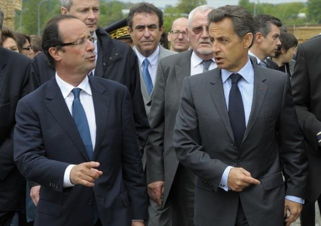 France : Hollande appelle Sarkozy au respect du Conseil constitutionnel