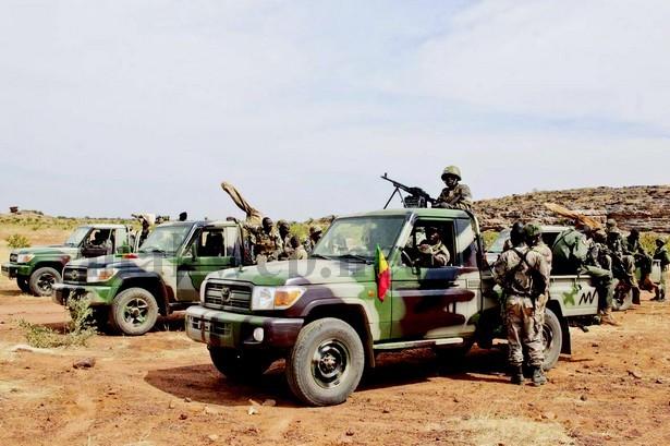 Les soldats maliens sont entrés à Kidal