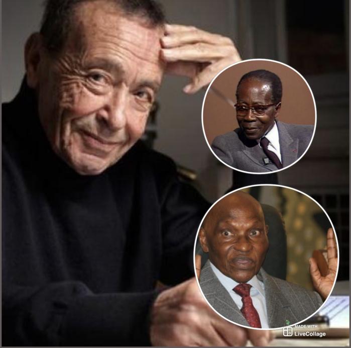 """Ses relations avec les anciens Présidents racontées par le fils :  Béchir Ben Yahmed et les loghorrées insupportables de Wade, Senghor """"modèle"""" de Chef d'État."""