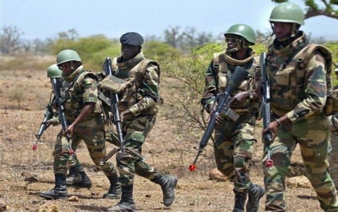 Casamance / Après les positions avancées de Badem et Bagame, l'assaut de Cassolole est lancé pour déloger César Atoute Badiate