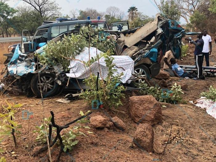 Accident tragique de nos confrères de Leral : Dakaractu suspend la couverture de la tournée économique du Chef de l'État