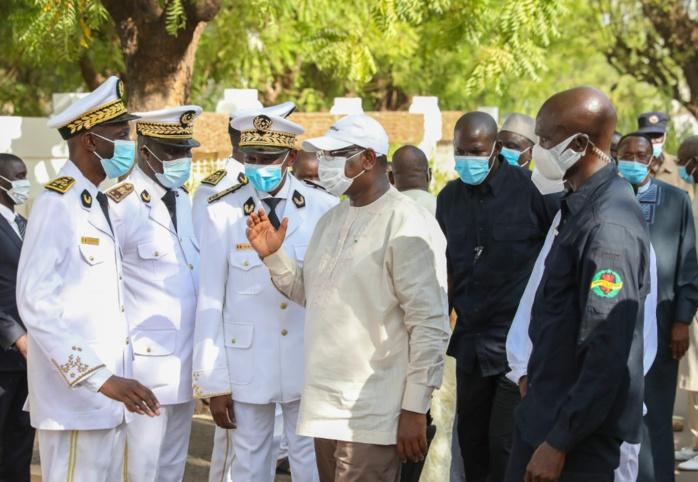 Accident des reporters de Leral : le Président de la République donne des instructions pour la prise en charge rapide des blessés et leur évacuation à Dakar.