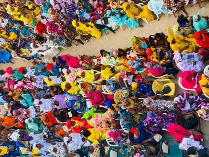 MAIRIE DE DIOURBEL /  Le DG du CROUS de Bambey Moustapha Guèye mobilise... rappelle à l'ordre Dame Diop... et pose sa candidature.