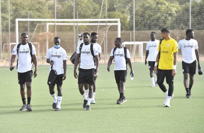 Matches amicaux contre la Zambie et le Cap-Vert : Ballo-Touré ne s'est pas entraîné avec le groupe, Habib Diallo absent, Mame Baba Thiam en renfort...