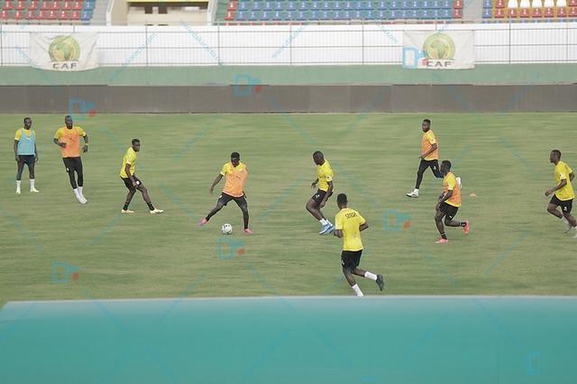 Match d'entraînement : L'équipe de Sadio Mané et Koulibaly défie celle de Keïta Baldé et Pape Abou Cissé...
