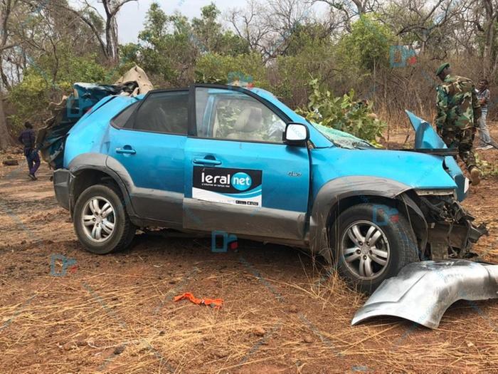 Accident mortel des confrères de Leral : Me Sidiki Kaba et Déthié Fall compatissent...