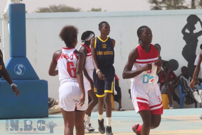 Thiès / 1ere journée national 2 masculin : Nianing basket club démarre par un succès 54-42 sur Joal