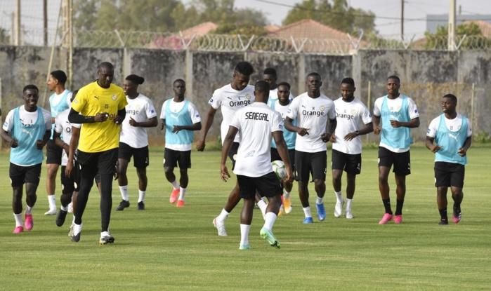 Équipe nationale : Sada Thioub et Habib Diallo forfaits, Abdallah Sima annoncé, Mame Baba Thiam la surprise de Cissé...