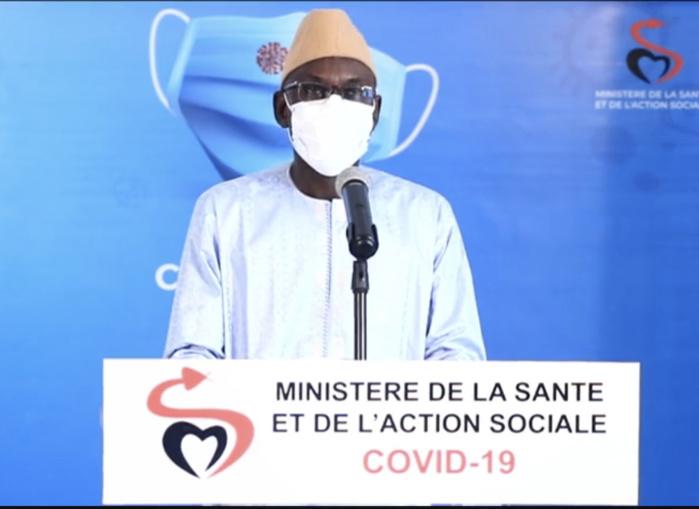 SÉNÉGAL : 61 nouveaux cas testés positifs au coronavirus, 51 nouveaux guéris, 2 nouveaux décès et 5 cas graves en réanimation.