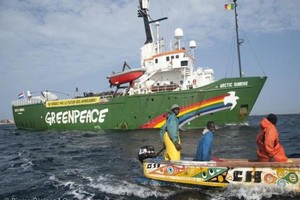 Rapport Greenpeace : « Le pillage des poissons pélagiques des côtes de l'Afrique de l'Ouest pour nourrir des animaux en Europe est une pratique honteuse » (Dr Ibrahima Cissé)