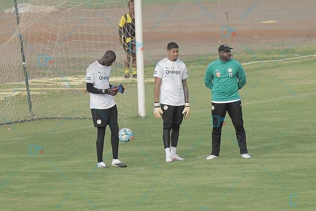 Équipe nationale : Seyni Dieng, troisième ange gardien d'Aliou Cissé ?
