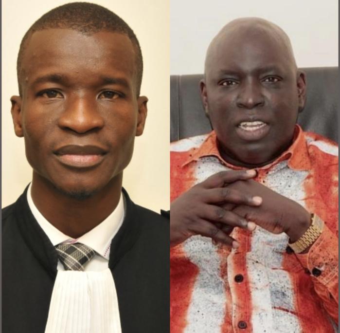 Me Bamba Cissé à Mandiambal Diagne : «Vous êtes un mercenaire de la plume...»