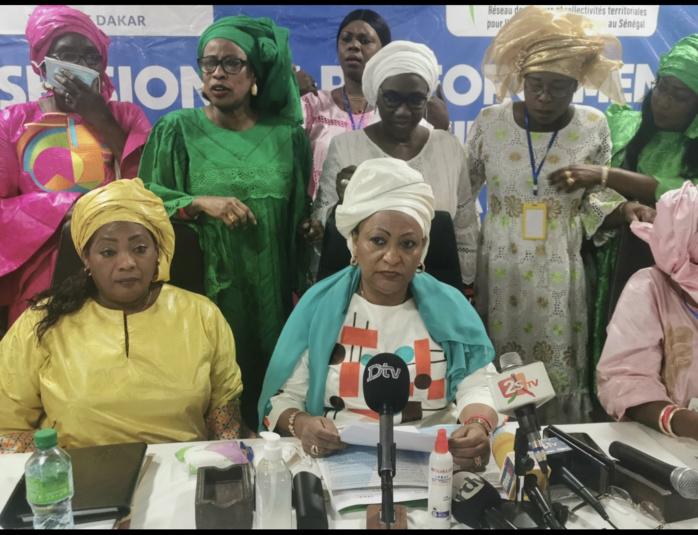 Saly : « Si la coalition me choisit, je suis prête à m'assumer. Les femmes gèrent mieux que les hommes » (Soham Wardini)