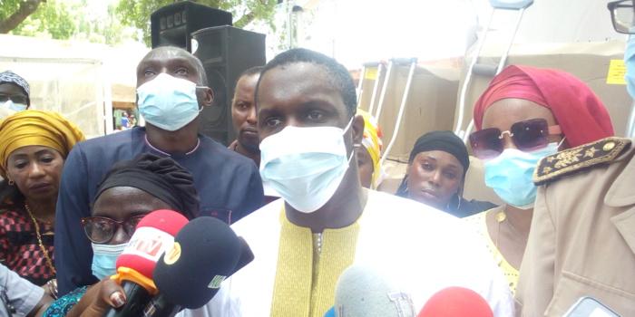 KOLDA : Consultations médicales gratuites sous le signe de la solidarité.