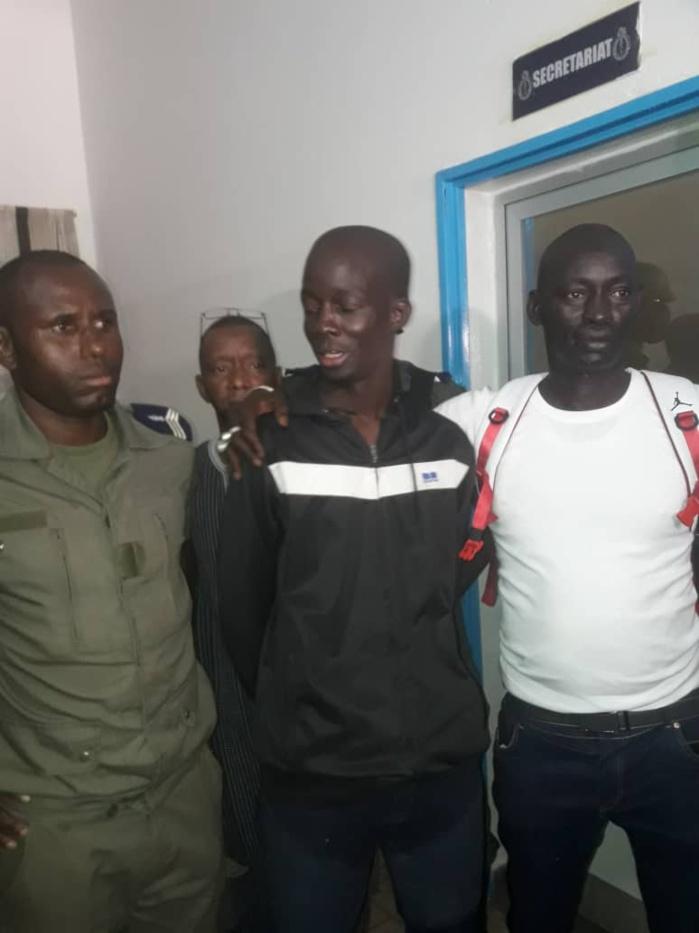Transférés à 2 h du matin à Dakar : « Boy Djinné » retrouve le quartier de haute sécurité du Camp pénal, ses complices toujours à la SR de Colobane...