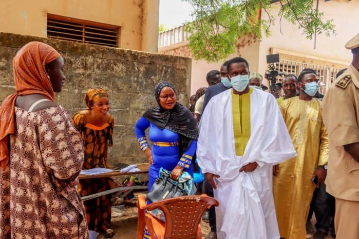 Journées médicales de Kolda   Plus de 4000 consultations par 68 médecins et 14 spécialistes