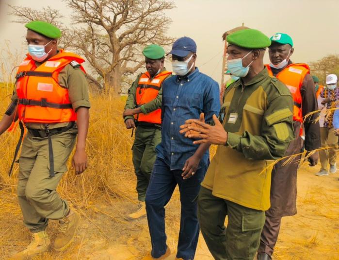 49ème ÉDITION DE LA JME : Le résumé du «séjour environnemental» du ministre Abdou Karim Sall sur la terre du Niombato.