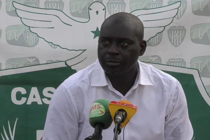 Ansou Diadhiou (entraîneur Casa Sport) : «Ils ont manqué d'expérience et de lucidité»