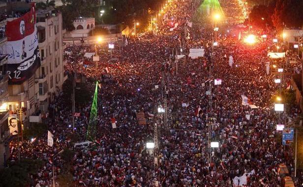 Réflexion sur les évènements en Egypte