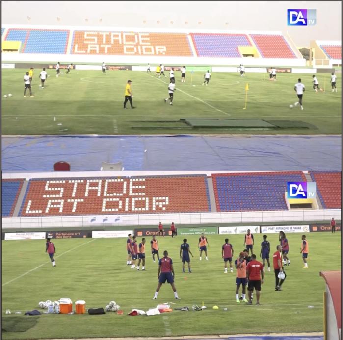 Sénégal Cap-Vert : 19e confrontation entre Lions et Requins bleus ce mardi au stade Lat Dior (19h00 GMT)