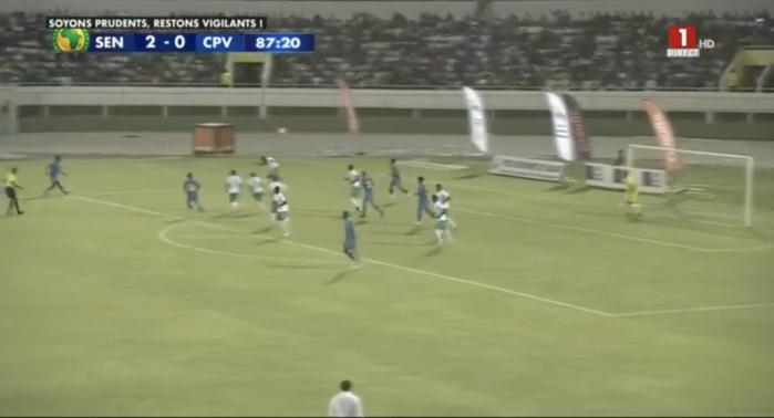 Stade Lat Dior de Thiès : Le Sénégal double la mise avec Sadio Mané sur penalty.