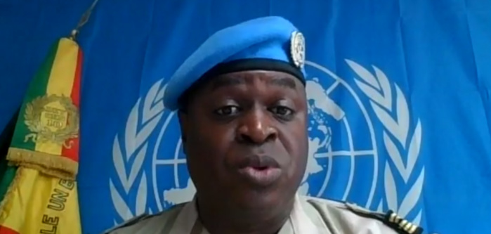 Colonel Théodore Adrien Sarr, commandant du 10e détachement du bataillon sénégalais de la Minusma : « Ce que nous faisons au Mali »