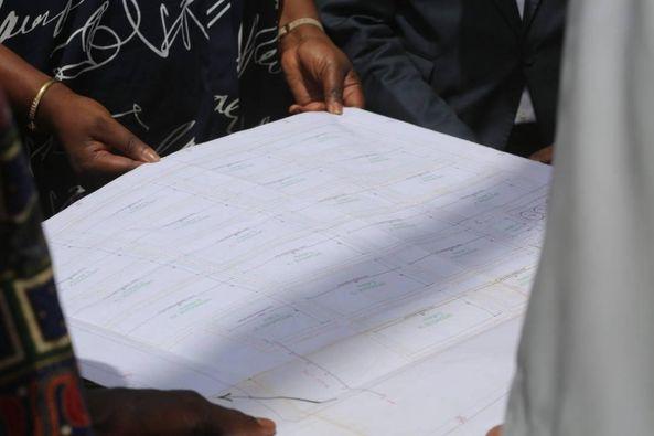 Emploi des jeunes : le DAC de Sangalkam bientôt prêt à accueillir plus de mille jeunes (Images)