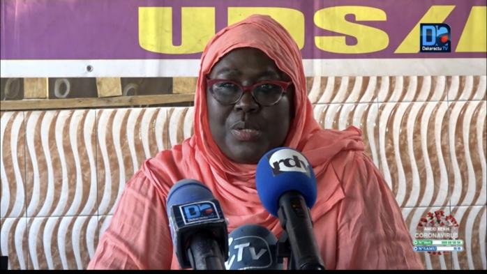 Élections locales 2022 : Adji Mergane Kanouté investie par les linguères de Kaolack et les jeunes inconditionnels.