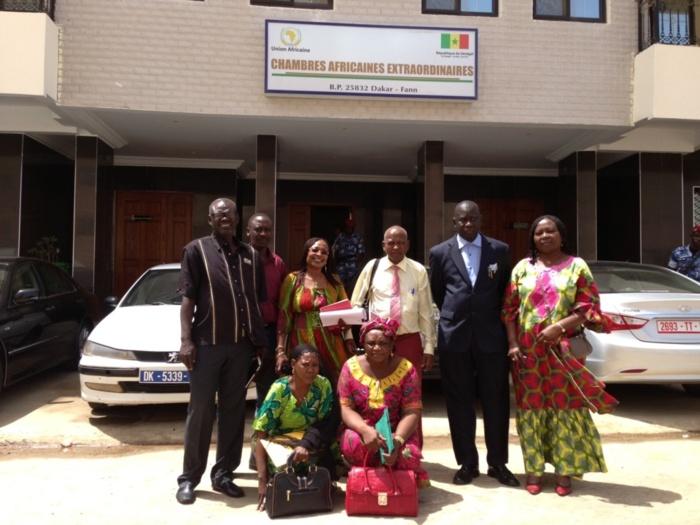 Affaire Habré : Les premières victimes se constituent partie civile