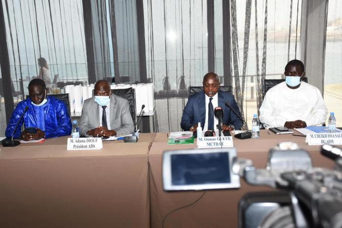 COMITE DE PILOTAGE STRATEGIQUE DU PACASEN : le ministre Oumar Guèye invite les maires à s'approprier le programme