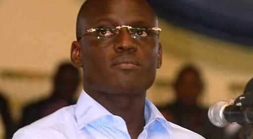 Bara Gaye a reçu la visite de Souleymane N'déné N'diaye
