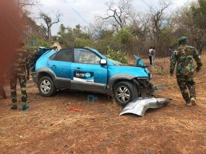 Décès des 3 agents de Leral TV : Le chauffeur condamné à 1 an ferme.