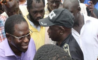 """Pape Diop interdit de circuler sur l'avenue Ponty par les forces de l'ordre : """"Ce pays est tombé bien bas"""""""