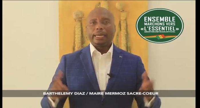 Barthélemy Dias : « Macky Sall n'a pas l'intention d'organiser les élections en janvier 2022. Il a déjà violé la loi électorale (...) Il doit impérativement régler 7 grandes questions... »