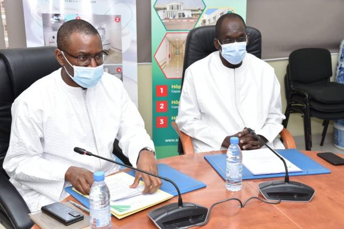Santé : Le Sénégal en voie d'être un pays producteur de vaccin contre la Covid-19.