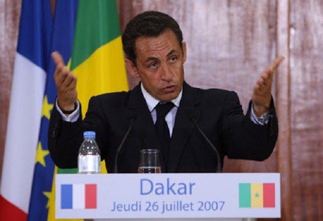 Après son discours polémique de 2007 : Sarkozy de nouveau à Dakar