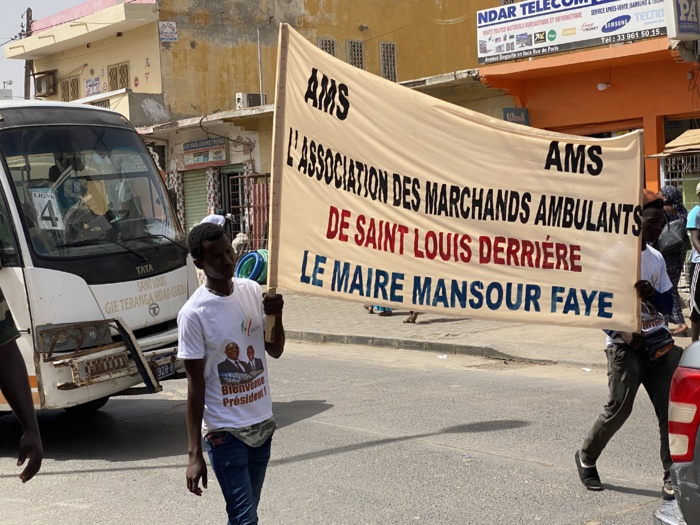 Le président Macky Sall dans le Nord : Saint-Louis déjà mobilisée. (Images)