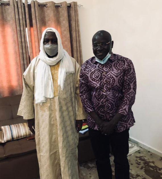 Mali : Imam Dicko félicite Timbuktu Institute pour son installation à Bamako