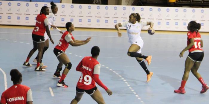 CAN Handball féminine : Les Lionnes perdent contre la Tunisie 13 - 30, Fred Bougeant relativise...