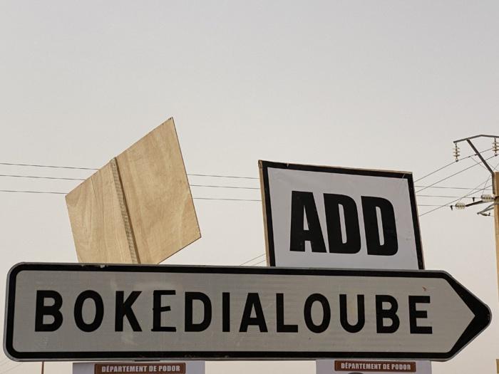 J3 de tournée économique à Boké Dialoubé : Les militants armés de pancartes disent « Bissimilah»  au président Macky Sall