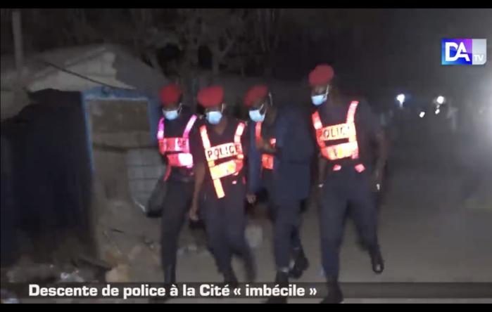 Opération de sécurisation de la capitale : Vers un démantèlement de la Cité « imbécile »